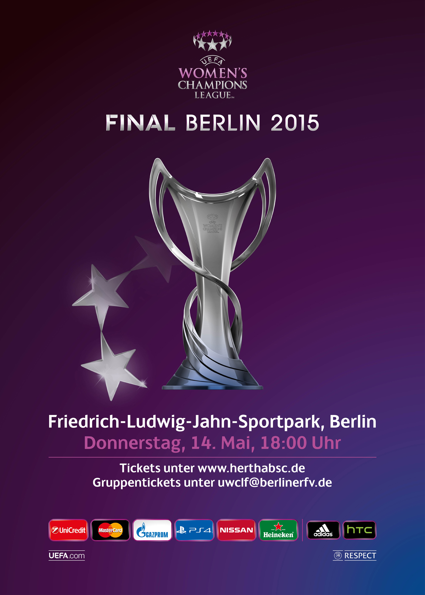 champions league berlin karten